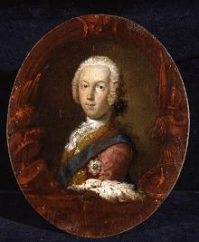 A true portrait of Prince Charles? A painting by Sir Robert Strange, ca 1740