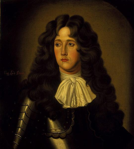 John Graham, Count of Claverhouse in 1675 by unknown, National Galleries