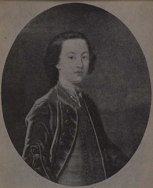 Lord Lewis Gordon, young/middle age 1715