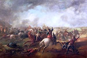 Battle of Marston Moor, 2nd July 1644