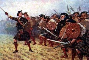 Battle of Prestonpans, The Charge of the Highlanders, C Sheeres